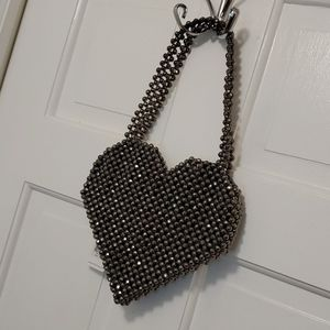 Urban Expressions beaded bag